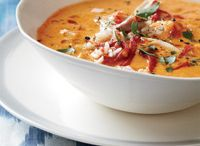 Soup Soup Soup  / #soup #recipes  / by Meghan @ The Tasty Fork