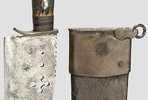 Noże niehistoryczne