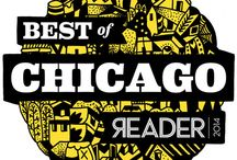 Best of Chicago 2014 / All the best stuff in Chicago according to our critics and you.