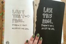 wreck this journal inspo