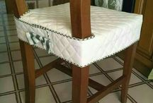 Chair cover diy