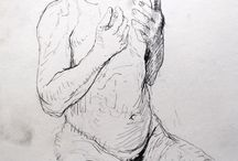 Drawings / A collection of drawing by Tim Mann Artist