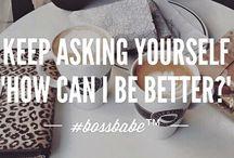 #bossbabe