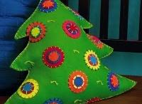 Chirstmas tree in playroom / by Marisa Fedelin