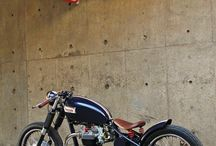 Bobbers / Everything about bobber motorcycles.