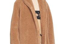 """""""Teddy Bear"""" faux fur coat / Une envie de manteau d'inspiration """"ours"""" / Wanted a Teddy Bear faux fur coat"""