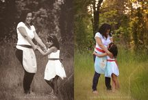 Photography Inspiration / Child Photography, Family, Vacuum Seal photos preserve from oxidation.
