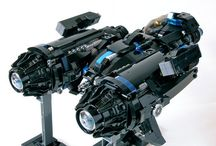 LEGO – Starship