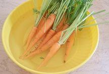 Il nostro orto / Tutto ciò che nasce dalla nostra coltivazione casalinga :)