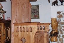 My works / woodworking, woodcarve http://rezbar-truhlar.eu