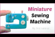 Miniaturas coser