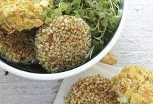 polpette chinoa zucchine