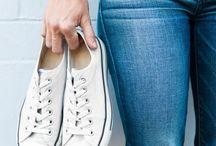 Schuhe reinigen