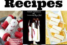 Popsicles / by Veronica Delgado