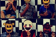 Five Nights of Freddy Birthday