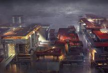 Cyberpunk (dark)