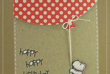 Stampin' Up! - Ballons