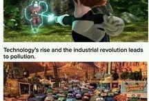 Disney and Pixar <3