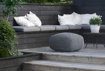 terrace/ garden