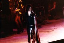Barbara Garofano Photography © / Aerosmith at the orpheum in Boston, MA. I think this was 1977-78 / by Barbara Garofano