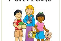 Portfólio educação infantil