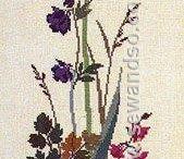 Cross-stitching & Embroidery