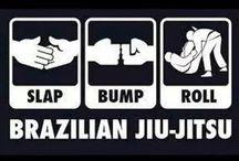 Jiu-jítsu arte suave / Paixão pela arte de quebrar ossos.