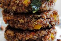Spring-Lunch and Dinner / Seasonal Recipes--healthy, protein-packed, high fiber and complex carbs.  / by Carly Bossert