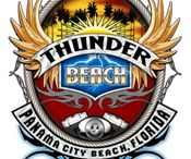 2018 Thunder Beach Motorcycle Rally-Boars Head Restaurant / Welcome Thunder Beach Motorcycle Rally PCB