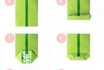 bolsas y cajas regalo