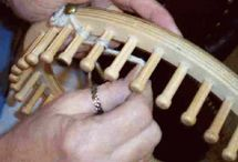 Loom Knitting / patterns, how-tos and tutorials for round and rectangular looms / by Charity Cole