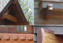 Beam Cap Install Photos / See how our Beam Caps can add charm to your home!