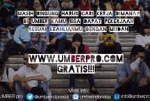 UMBER Around me / UMBER adalah aplikasi yg menghubungkan anda sebagai seorang ahli disekitar anda dengan orang yg membutuhkan keahlian anda. Dftr GRATIS sekarang! www.umberpro.com