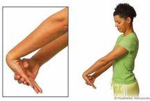 exercícios para relaxar os braços