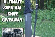Nůž na přežití