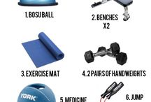 Health and Fitness...