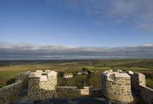 Roch Castle Hotel Views / Views from Roch Castle, Pembrokeshire