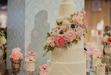 Marvelous Wedding Dessert Tables