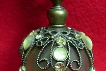 Perfume Bottles / by Dixie Caro Sendra