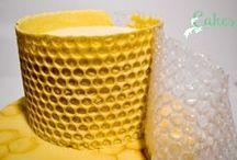 Decoração de abelha