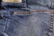 Erkek kot pantolonları