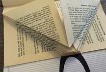 Papercraft and book folding