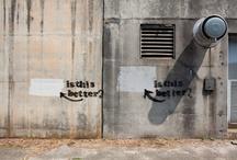 Letters & anamorphic / by María Prada
