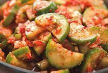 korean food =) / by Heather Rich (cooper)