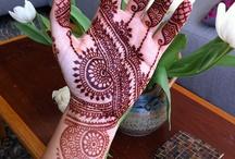Henna Free Hand