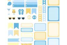 Planner Sticker / Planner Sticker