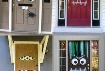HELLOWEEN / helloweenske dekorácie