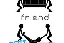 Crazy friends :)