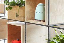 Shelves I