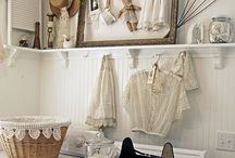 laundry Room / by lookslikewhite